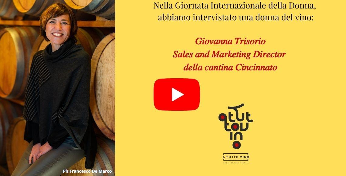 Intervista Giovanna